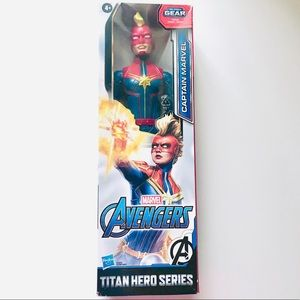 Avengers Captain Marvel Action Figure Hero